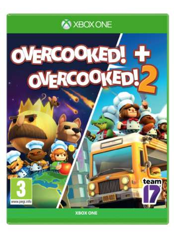 Overcooked 1 & 2 Bundle
