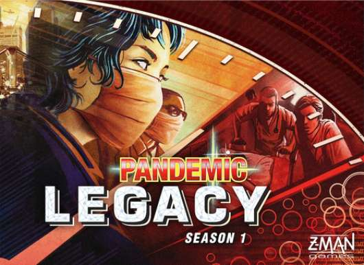 Pandemic: Legacy Red Season 1