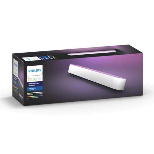 Philips Hue Play Extension Extralampa Vit