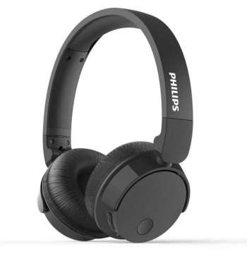 Philips TABH305BK/00 on-ear + Bass - Svart