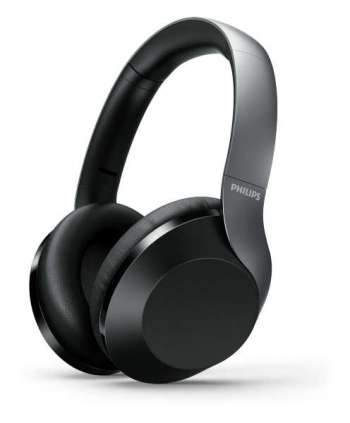 Philips TAPH805BK/00 Over-ear - Svart