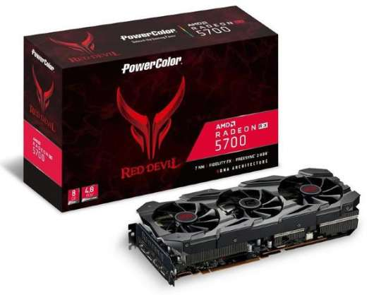 PowerColor Radeon RX5700 Red Devil 8GB
