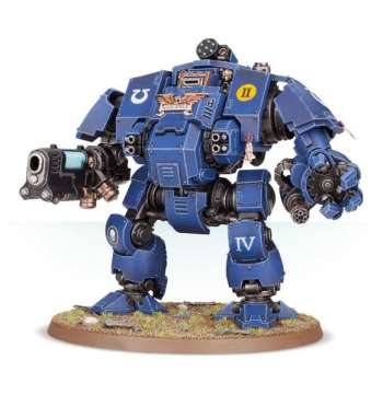Primaris Redemptor Dreadnought