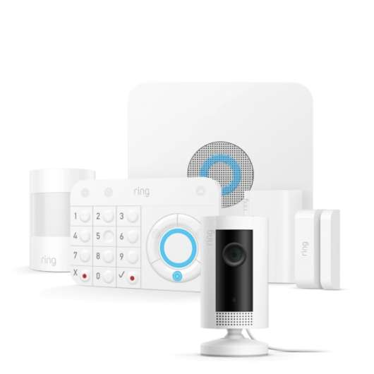 Ring Alarm Start-kit + Indoor Cam