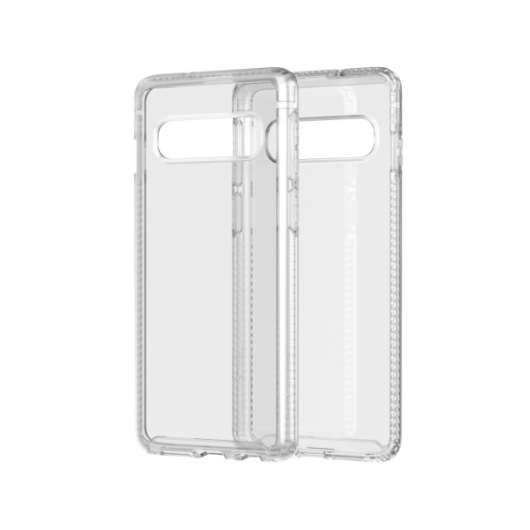 Samsung Galaxy S10 / Tech21 / Pure Clear - Transparent