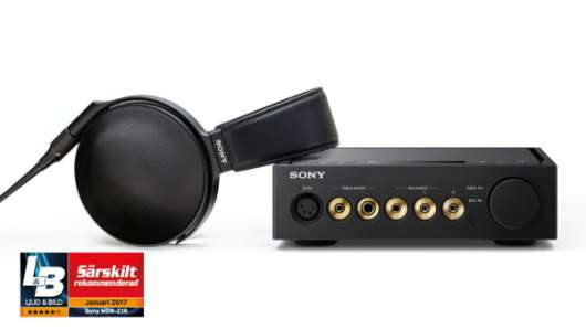 Sony Premium Headphone & Amplifier MDR-Z1R & TA-ZH1ES