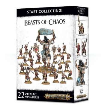 Start Collecting! Beasts of Chaos