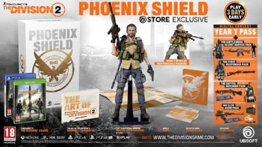 The Division 2 - The Phoenix Collectors Edition