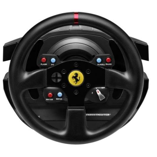 Thrustmaster Ferrari GTE 458 Wheel Add-On