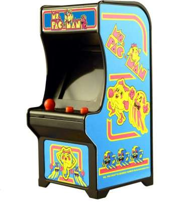 Tiny Arcade: Ms. Pac-Man