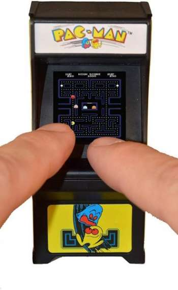 Tiny Arcade: Pac-Man
