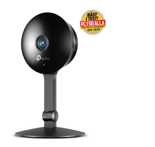 TP-Link KC120 Smart Camera / 1080P / 130° / Nightvision